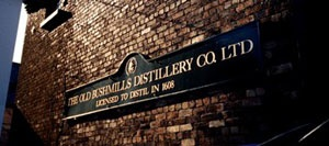 The Old Bushmills Distillery, Bushmills